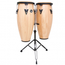 Двойная конга LATIN PERCUSSION LPA646-AW Aspire® Jamjuree