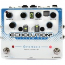 Гитарный эффект PIGTRONIX E2F Echolution 2 Filter Pro Delay