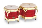 Бонго LATIN PERCUSSION M201-RW Matador® Blaze Red