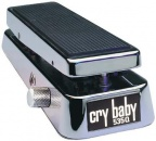 Гитарный эффект Dunlop 535QC Chrome Cry Baby Wah Pedal