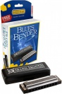 Губная гармошка Hohner Blues Bender Bb-major M58511X