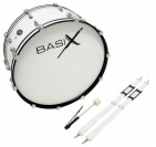 Маршевый бас барабан Basix Street Percussion Marching Bass f893.121