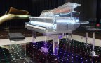 Рояль Galaxy Diamond Acrylic Concert Grand Piano