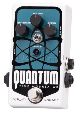 Гитарный эффект Pigtronix QUANTUM TIME MODULATOR