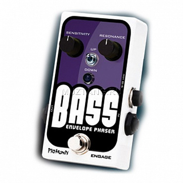 Bass Envelope Phaser