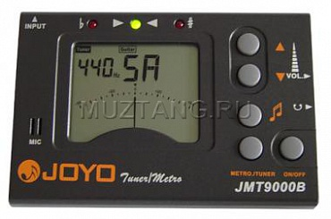 Тюнер-метроном JOYO JMT-9000B Tuner and Metronome