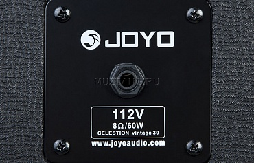 "Гитарный кабинет JOYO 112V Single 12"" Guitar Speaker Cabinet"